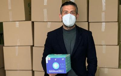 Matma Higiene, suministradora de mascarillas FFP2 para los profesores de las escuelas públicas de la Comunitat Valenciana