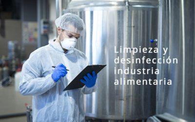 Consejos de limpieza y desinfección para la industria alimentaria